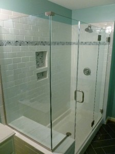 Frameless Shower Door Glen Allen Virginia Frameless